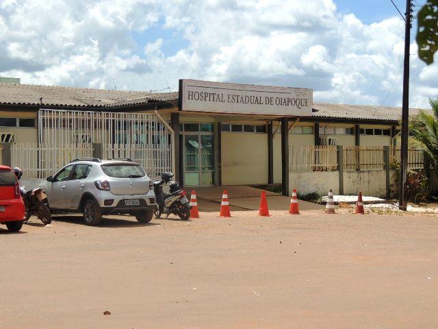 MP cobra mais funcionários para o Hospital de Oiapoque