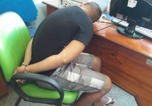 Professor de educação física é preso com 3kg de crack
