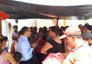 MP propõe aluguel social para famílias que desocuparam o Macapaba II