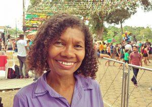 Ativista de 56 anos disputará o Senado pelo PCB