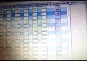 Professores dizem que notas estão sumindo da caderneta digital de alunos