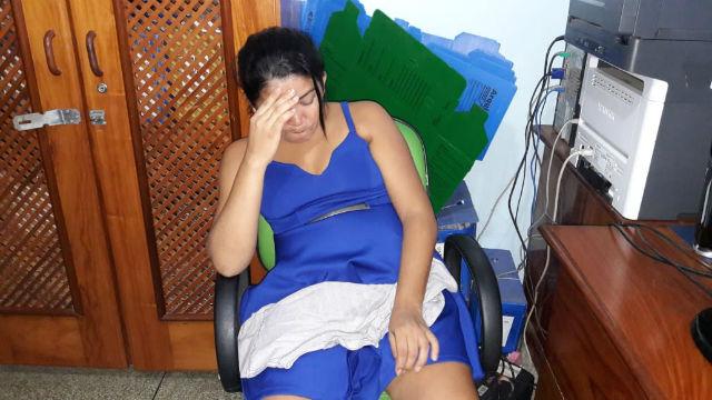 Grávida é presa pela segunda vez por tráfico de drogas