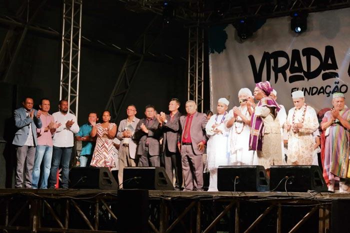 Evangélicos e representantes de religiões africanas pedem paz