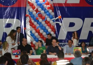 Coligação apresenta candidatos ao Governo e ao Senado