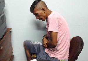 Violento chefe de quadrilha é preso pela Polícia Civil