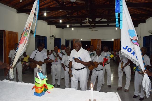 Quilombo do Curiaú homenageia São Joaquim