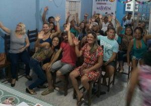 Professores de Tartarugalzinho aprovam greve