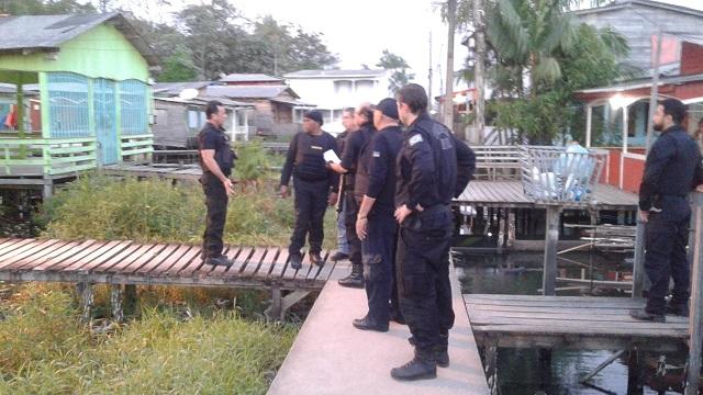 Polícia Civil volta às ruas para capturar foragidos