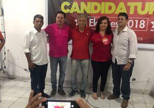 PT anuncia Marcos Roberto como vice de Capi