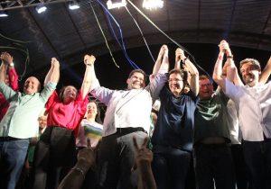 Em convenção, DEM e aliados confirmam Davi ao governo