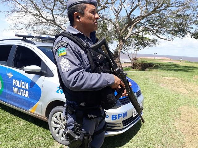 """""""Sonhei desde pequeno em ser um policial"""""""