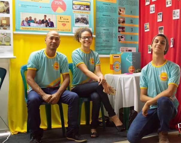Projeto do AP para jovens com depressão leva 1º lugar em feira de ciências