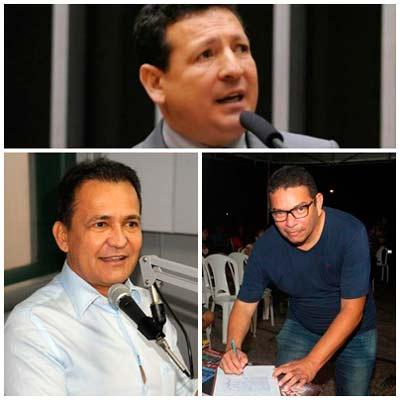 MP Eleitoral pede impugnação de Roberto Góes, Marcos Reátegui e Gusmão