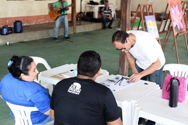 Escola de Artes Cândido Portinari oferta 150 vagas