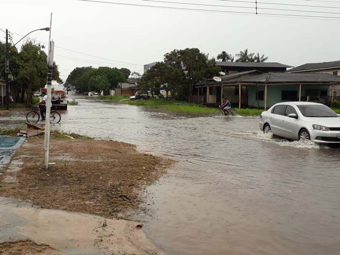 """Chuva forte anuncia fim do """"inverno amazônico"""""""