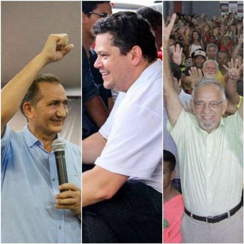 Fim de semana terá 3 convenções de pré-candidatos ao governo