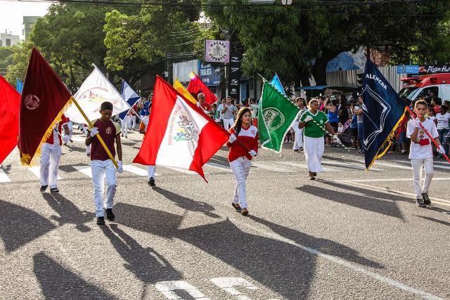 Desfile estudantil vai retratar os 260 anos de Macapá