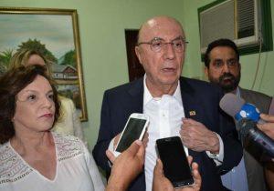 Fátima recusa convite para ser vice de Meirelles à Presidência