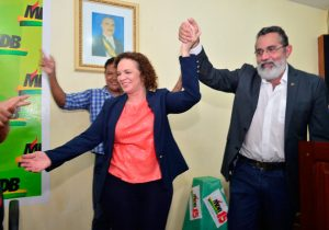 MDB oficializa Fátima e Gilvam para o Senado