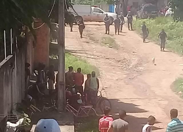Foragido acaba morto durante confronto em possível esconderijo de grupo de execução