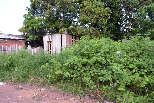 Bandidos usam terrenos abandonados para praticar estupros