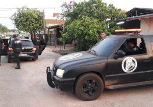 Operação investiga fraudes em licitações de 2 municípios