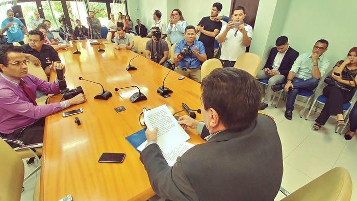 Vice-governador do Amapá renuncia ao cargo