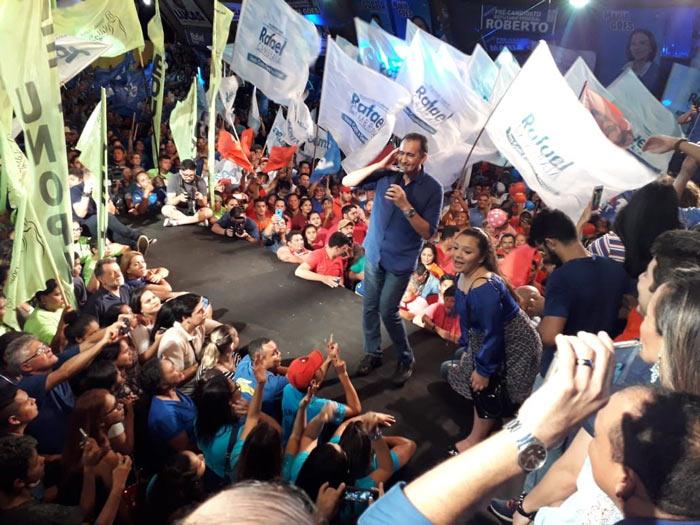 PDT confirma pré-candidatura de Waldez à reeleição