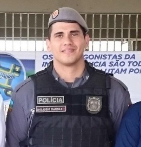 Kássio Manges teria sido visto por vizinhos na cena do crime. Foto: reprodução/rede social
