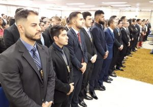 Polícia Civil é reforçada com 25 novos delegados