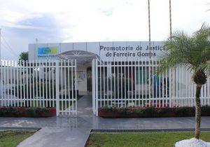 MP descobre nepotismo cruzado entre prefeitura e câmara de Ferreira Gomes