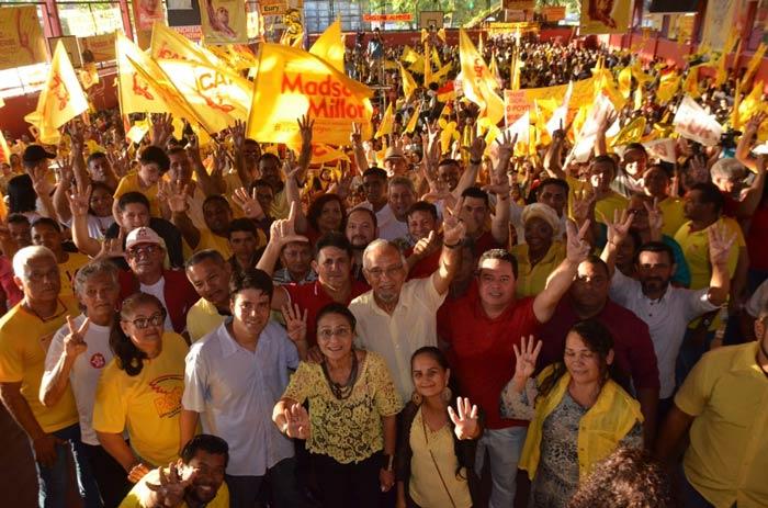 PSB e PT confirmam Capiberibe na corrida pelo governo do Amapá