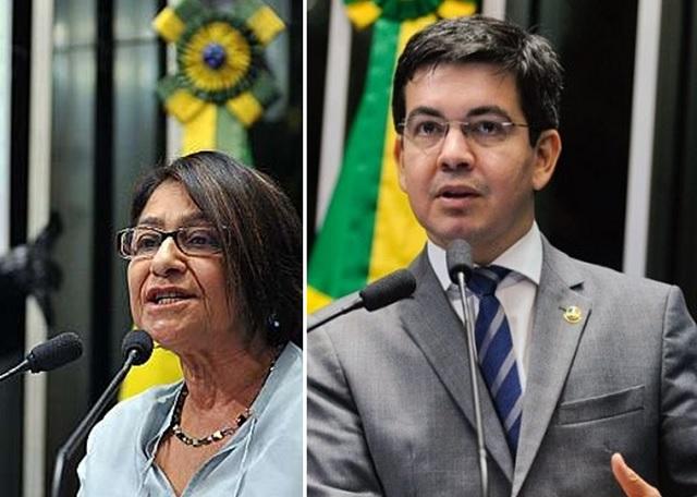 Ibope: Randolfe, 46%, e Janete, 30%, lideram corrida ao Senado