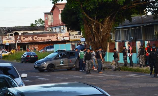 Reincidente, assaltante liberta reféns e se entrega em Macapá