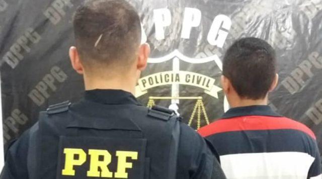 Condutor alcoolizado é preso quando ia para o Festival do Abacaxi