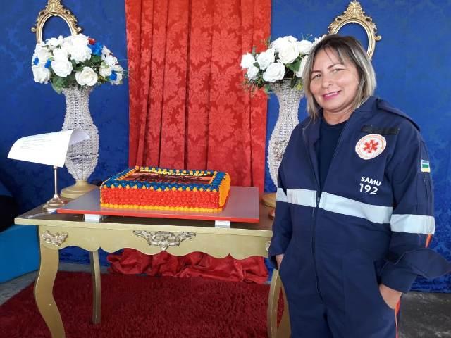Em aniversário do Samu, enfermeira recorda parto de ribeirinha em voo