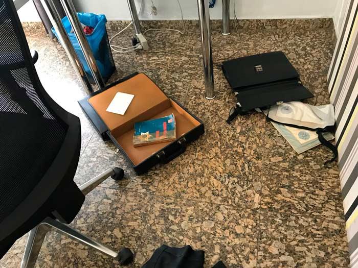 Escritório de advocacia é invadido no Centro de Macapá