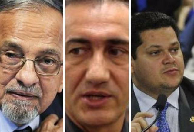 Ibope: Capiberibe mantém liderança; Waldez e Davi empatam