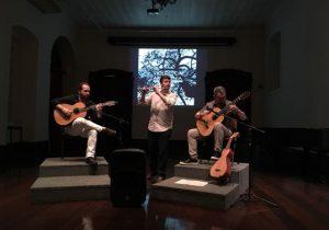 Concerto traz a Macapá violonistas paraenses em turnê pelo Norte