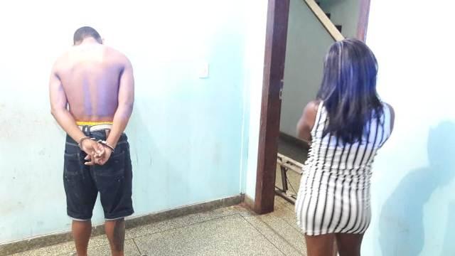 Moradores denunciam casal por tráfico de drogas