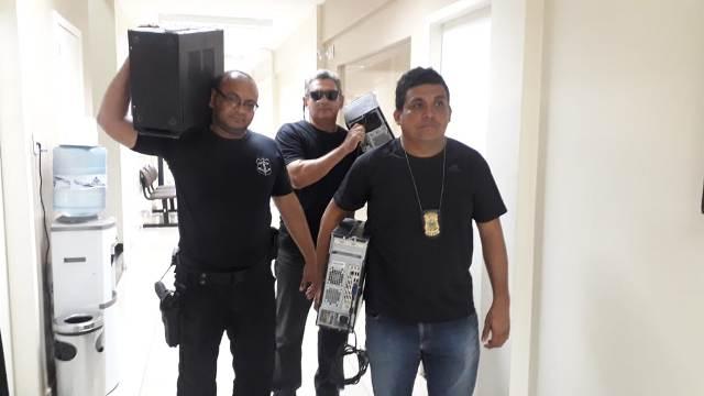 MP denuncia prefeito de Calçoene e empresários por corrupção