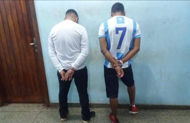 Assaltante simula namoro com vítima, mas é desmascarado e preso