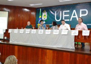 Com 7 ausentes, Ueap sabatina candidatos ao Senado