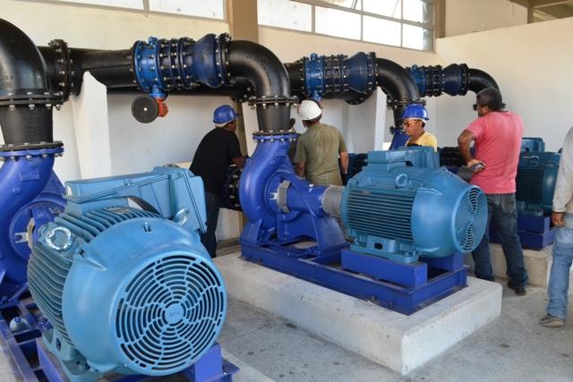 Caesa programa interrupção de água em conjunto da zona norte
