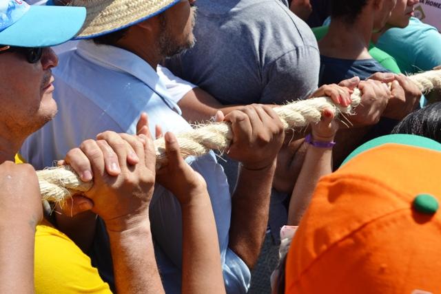 Círio: A fé em fotos