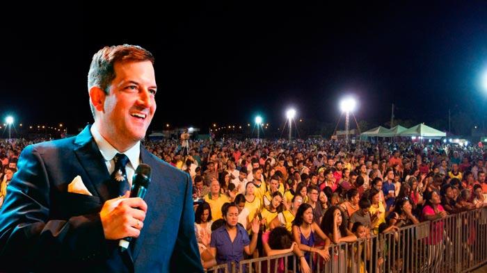 Gospel: Festival Internacional Boas Novas chega ao Amapá