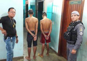 Após roubo, ladrões vão à praia comemorar e são presos