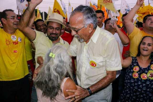 Interior: Waldez ganhou em 8 municípios, mas Capi teve mais votos