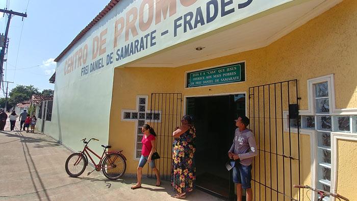 Rifa de 2 motos vai arrecadar recursos para centro de saúde dos capuchinhos