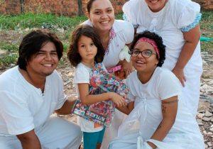 Mais de 200 crianças da zona oeste de Macapá ganham presentes
